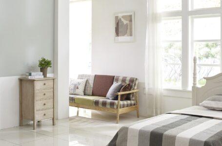 3 tips til indretning af soveværelse i stuen
